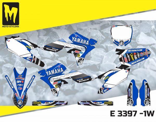 E 3397 -1W Yamaha YZf 450 '14-'17