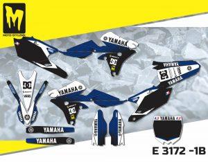 E 3172 -1B Yamaha YZf 250 '14-'18