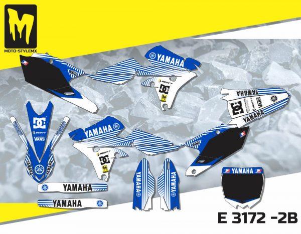 E 3172 -2B Yamaha YZf 250 '14-'18