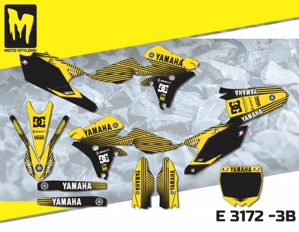 E 3172 -3B Yamaha YZf 250 '14-'18