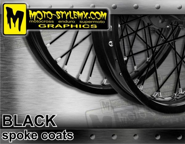 Black Spoke Coats