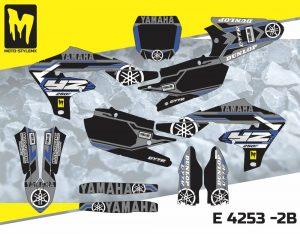 E 4253 -2B Yamaha YZf 250 '19-'20