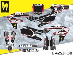 E 4253 -3B Yamaha YZf 250 '19-'20