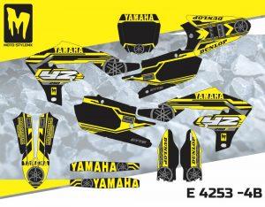 E 4253 -4B Yamaha YZf 250 '19-'20