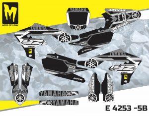 E 4253 -5B Yamaha YZf 250 '19-'20