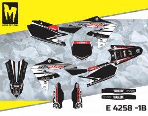 E 4258 -1B Yamaha YZf 250 '19-'20