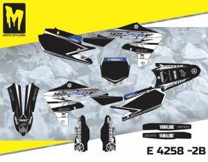 E 4258 -2B Yamaha YZf 250 '19-'20