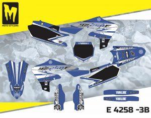 E 4258 -3B Yamaha YZf 250 '19-'20