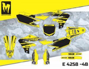 E 4258 -4B Yamaha YZf 250 '19-'20