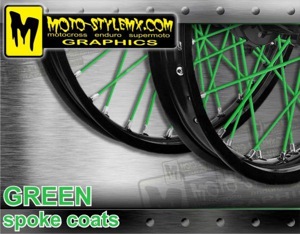 Green Spoke Coats