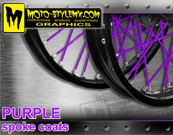 Purple Spoke Coats