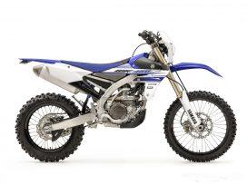 Yamaha WRf 450 '16-'18