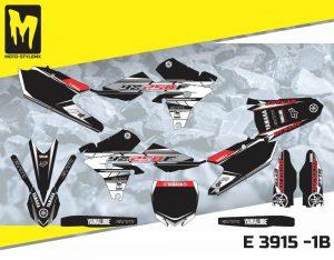 E 3915 -1B Yamaha YZf 250 '14-'18