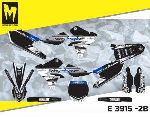 E 3915 -2B Yamaha YZf 250 '14-'18