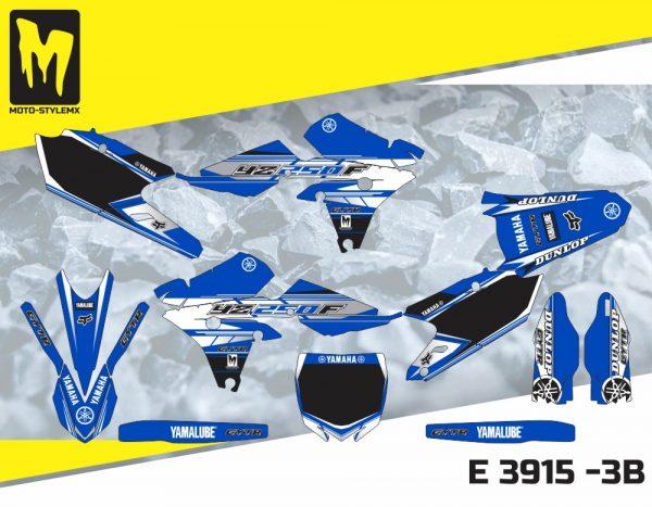 E 3915 -3B Yamaha YZf 250 '14-'18