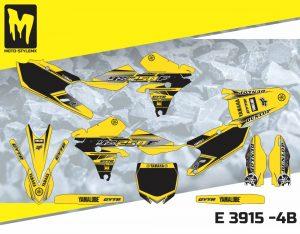 E 3915 -4B Yamaha YZf 250 '14-'18