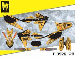 E 3926 -2B Yamaha WRf 250 '15-'18