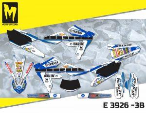 E 3926 -3B Yamaha WRf 250 '15-'18