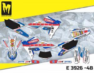 E 3926 -4B Yamaha WRf 250 '15-'18