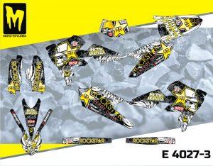 E 4027 -3 Yamaha WRf 250 '15-'18