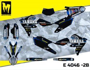 E 4046 -2B Yamaha WRf 250 '15-'18