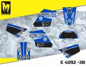 E 4092 -3B Yamaha PW 50