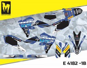 E 4182 -1B Yamaha WRf 250 '15-'18