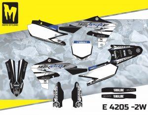 E 4205 -2W Yamaha YZf 450 '18-'20