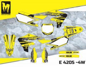 E 4205 -4W Yamaha YZf 450 '18-'20