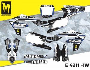 E 4211 -1W Yamaha YZf 450 '18-'20