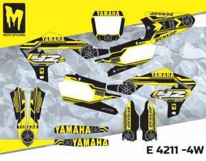 E 4211 -4W Yamaha YZf 450 '18-'20