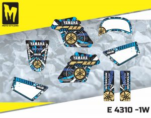E 4310 -1W Yamaha PW 50