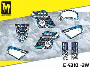 E 4310 -2W Yamaha PW 50