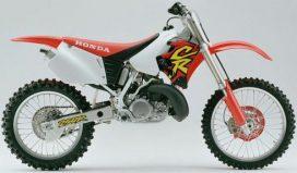 Honda CR 125-250 '95-'96