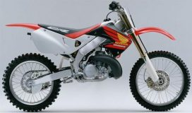Honda CR 125-250 '97-'99