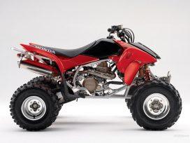 Honda TRX 450R QUAD