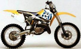 Husqvarna CR 125-250 '97-'99
