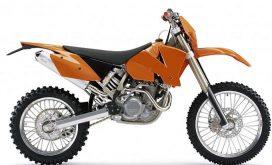 KTM EXC Series '04