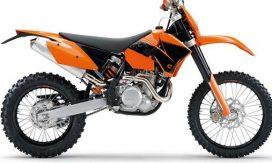 KTM EXC Series '05-'07