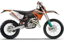 KTM EXC Series '08-'11
