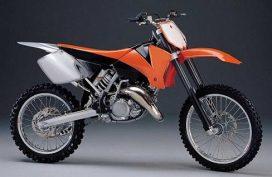 KTM SX Series '01-'02