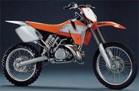 KTM SX Series '98-'00