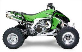 Kawasaki KFX 450 '06-'12 Quad