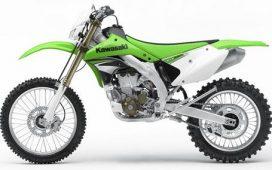 Kawasaki KLX 450 '08-'15