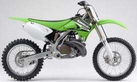 Kawasaki KX 125-250 '03-'08