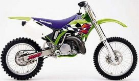 Kawasaki KX 125-250 '94-'98