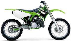 Kawasaki KX 125-250 '99-'02