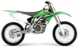 Kawasaki KX 250f '04-'05