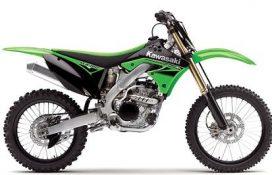 Kawasaki KX 250f '09-'12
