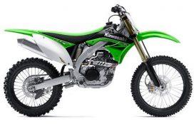 Kawasaki KX 450f '09-'11